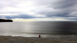 The Gulf of St. Lawrence is seen from Gros Morne National Park in western Newfoundland on Sunday, June 4, 2017. THE CANADIAN PRESS/Colin Perkel