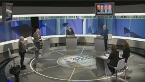 English leaders' debate Sept 17
