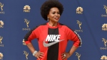 Jenifer Lewis arrives at the 70th Primetime Emmy Awards on Monday, Sept. 17, 2018, at the Microsoft Theater in Los Angeles. (Photo by Jordan Strauss/Invision/AP)