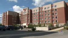Homicide in Ottawa hotel