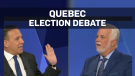 Quebec election debate