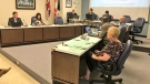 Amherstburg Council at a special meeting of council on Sept. 17, 2018. (Rich Garton / CTV Windsor)