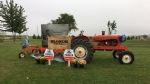 The International Plowing Match starts on Tuesday, Sept. 18, 2018. (Chris Campbell / CTV Windsor)