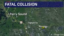 Double motorcycle fatality in Rosseau