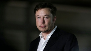 In this June 14, 2018, file photo, Tesla CEO and founder of the Boring Company Elon Musk speaks at a news conference in Chicago. (AP Photo/Kiichiro Sato, File)