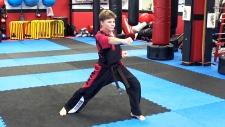 Sports Stars: World championships karate