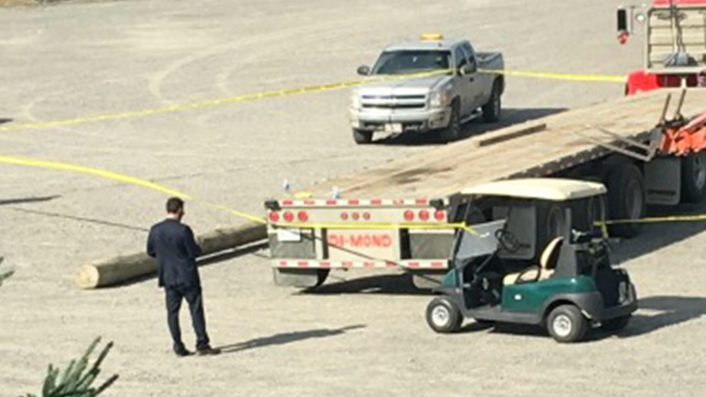 Fatal industrial accident in Chelmsford