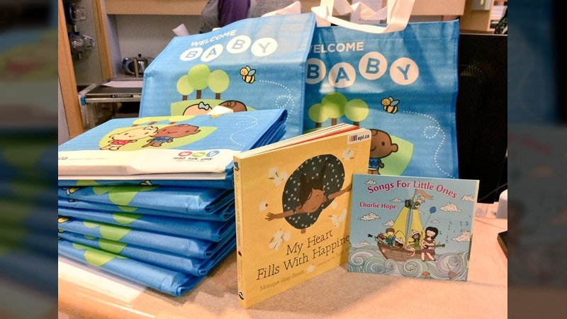 Baby book package