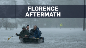 Rescue missions underway as North Carolina floods