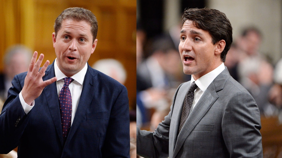 The latest Nanos survey data show that 52.2 of respondents think Prime Minister Justin Trudeau has the qualities of a good leader, while 39.1 per cent think the same of Conservative Leader Andrew Scheer.