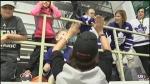 Fans in Lucan at Hockeyville