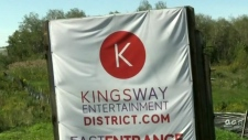 Kingsway Entertainment District an election issue