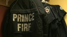 Fire services in Prince Township