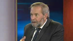 Mulcair: How debates move campaigns