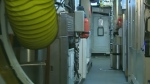 Get a glimpse of life aboard HMCS Chicoutimi