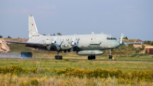 CTV National News: Russian plane shot down