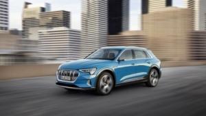 Audi e-tron © Courtesy of Audi