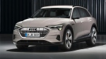 Audi e-tron © Courtesy of Audi