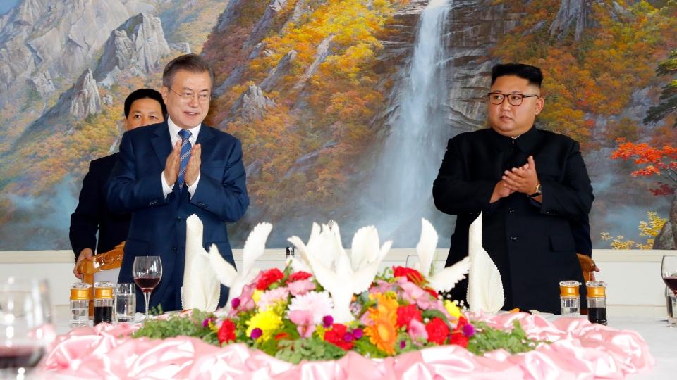 Korean presidents