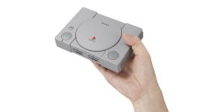The PlayStation Classic is being prepared for a December 2018 launch. (Sony Interactive Entertainment)