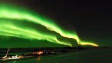 Extended: Aurora dazzles over Antarctica
