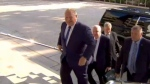 Doug Ford arrives for NAFTA negotiations