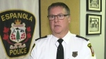 Three arson incidents in Espanola
