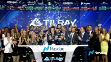CTV National News: Tilray stock surges