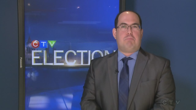 Orléans candidate Toby Bossert