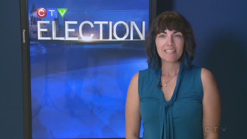 Orléans candidate Mireille Brownhill