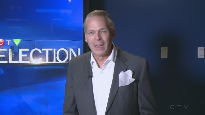 Innes candidate Francois Trepanier.