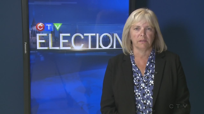 Innes candidate Tammy Lynch.