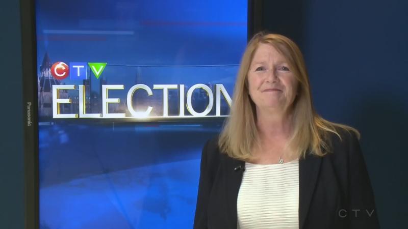 Innes candidate Donna Leith-Gudbranson.