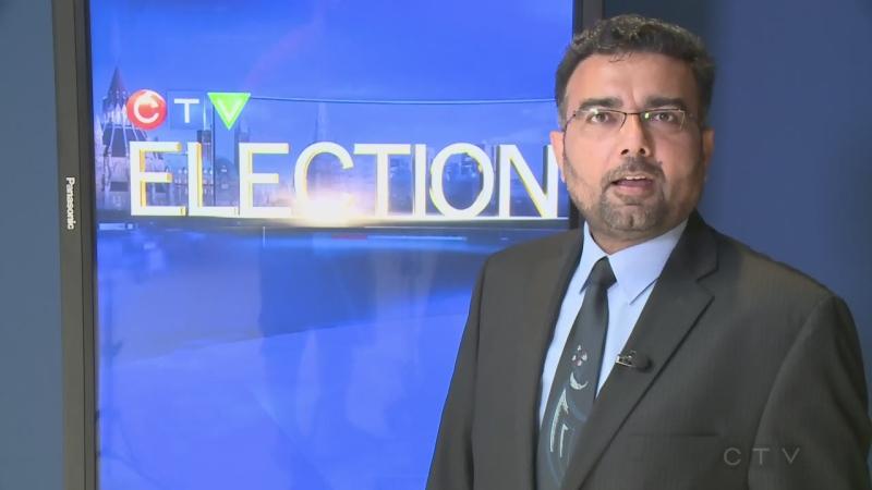 Barrhaven candidate Atiq Qureshi