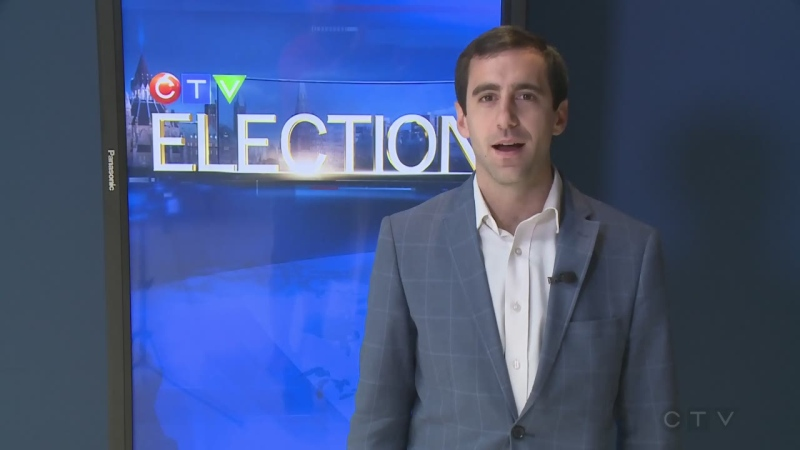 Orléans candidate Kevin Tetreault