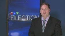 Bay candidate Trevor Robinson
