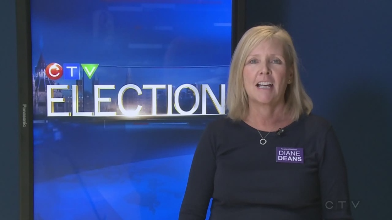 Gloucester-Southgate candidate Diane Deans