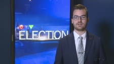 Gloucester-Southgate candidate Sam Soucy