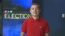 Gloucester-Southgate candidate Alek Golijanin