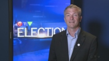 Beacon Hill-Cyrville candidate Tim Tierney