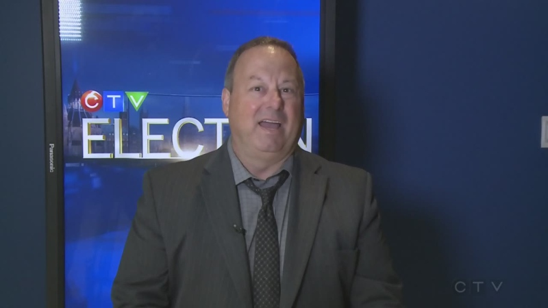 Rideau-Vanier candidate Matt Lowe