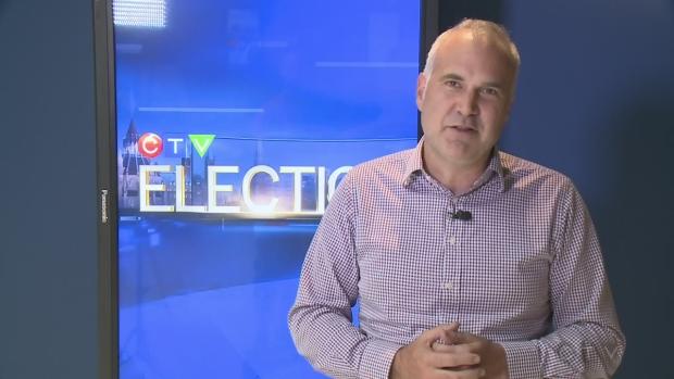 Rideau-Rockcliffe candidate Tobi Nussbaum