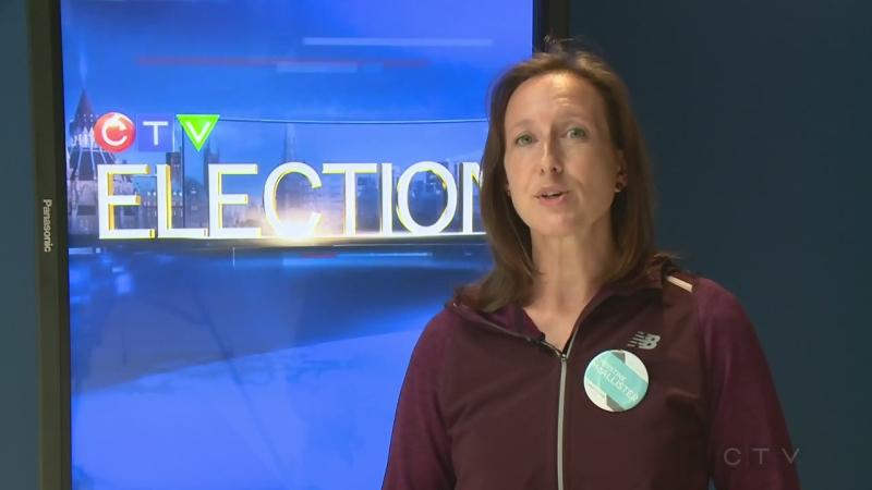 Capital candidate Christine McAllister