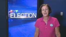 Alta Vista candidate Raylene Lang-Dion