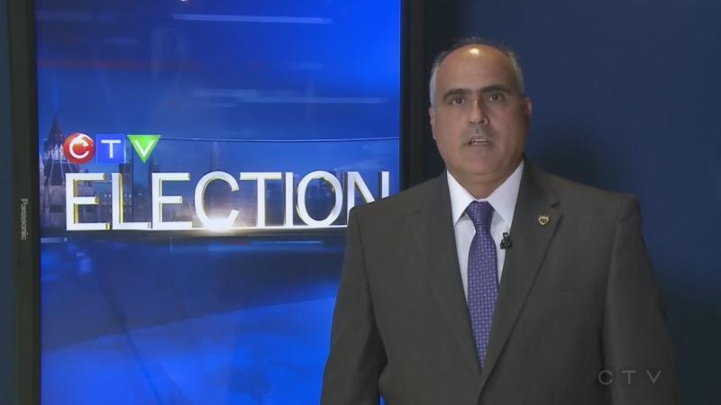 Osgoode candidate George Darouze