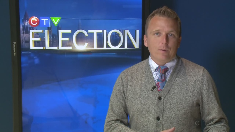 Rideau-Goulbourn candidate Scott Moffatt