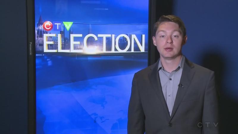 Rideau-Goulbourn candidate David Brown