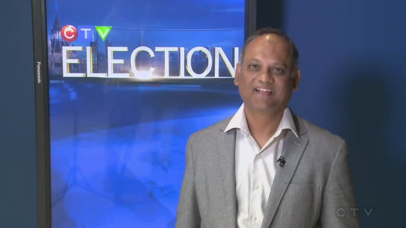 Gloucester-South Nepean candidate Zaff Ansari