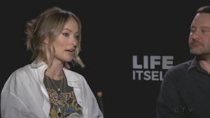 Olivia Wilde stars as Abby in Life Itself