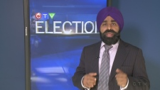 Gloucester-South Nepean candidate Harpreet Singh